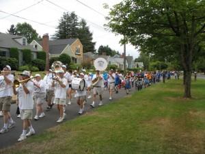 NNO Parade in Concordia