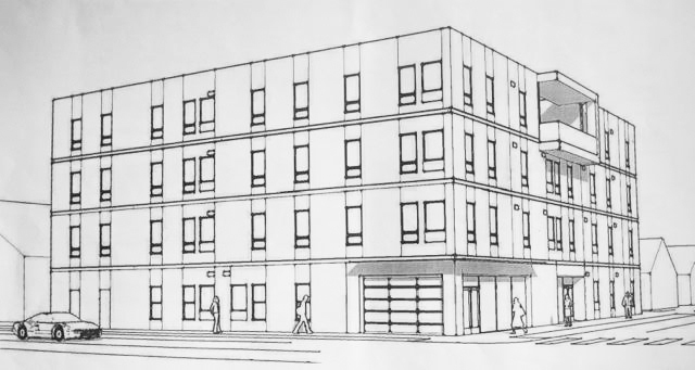 Apartments rendering Bighouse property