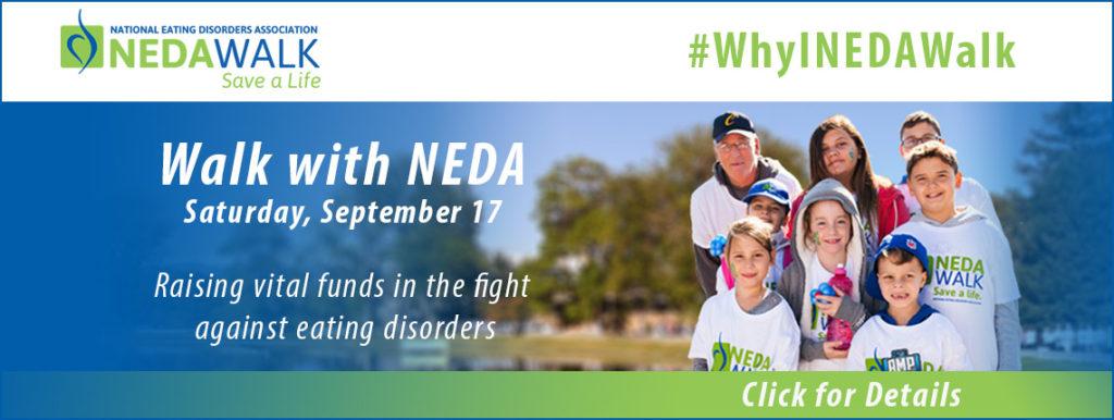 Walk with NEDA - Saturday September 17