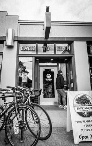 Back to Eden on Alberta Street